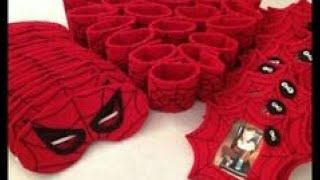 Ideas De Una Fiesta De Spiderman