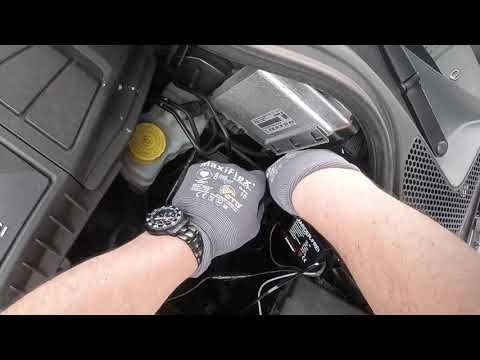 PKW Marderschutz Marderfrei für alle Fahrzeuge Marderschreck Marderstop Montage Anleitung Audi A1/S1