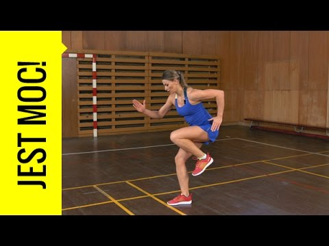 Jak rozwijać siłę mięśni nóg