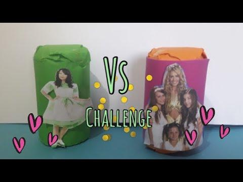 LOL Sürprise Bez Bebek VS Selena Challenge