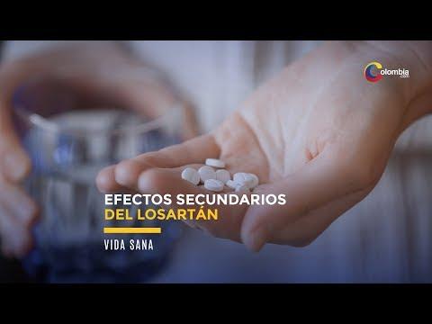 Fármacos más prescritos a menudo para la hipertensión