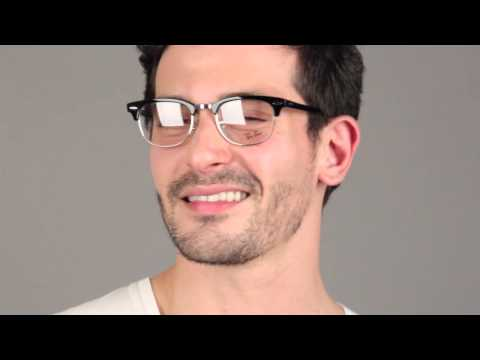Ray-Ban RX5154 Clubmaster 2000 –  Ray-Ban Glasses Review – VisionDirectAU