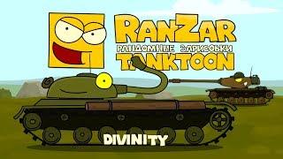 Tanktoon: Divinity. RanZar