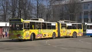 Ежегодно ярославские троллейбусы перевозят более 15,5 млн. пассажиров