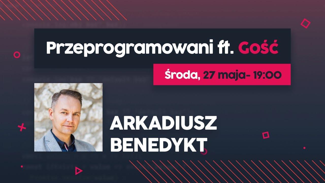 Finlandia, TDD i 15 lat doświadczenia - Arkadiusz Benedykt | Przeprogramowani ft. Gość #1 cover image