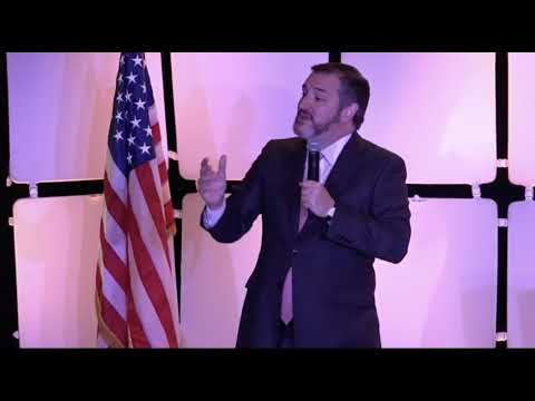 VIDEO: Sen. Cruz Delivers Remarks to the Latino Coalition - March 6, 2019