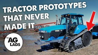 Tractor Prototypes you