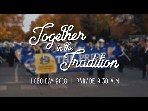 Hobo Day Parade 2018