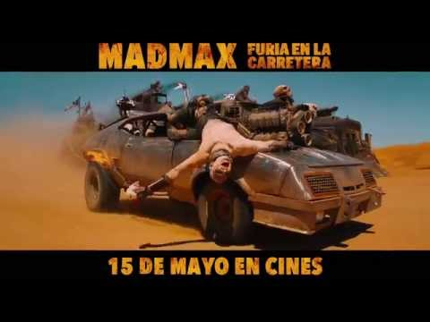 Trailer Mad Max: Furia en la carretera