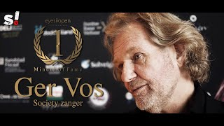 Videoproductie Society Zanger Ger Vos