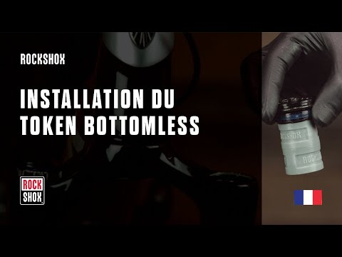 Installation du Token Bottomless : suspension avant DebonAir et Solo Air