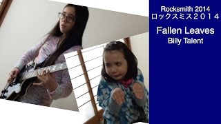 Audrey & Kate Play ROCKSMITH #436 - Fallen Leaves - Billy Talent - ロックスミス