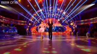 Louis Smith Salsas to '(I've Had) the Time of My Life' - Strictly Come Dancing 2012 - BBC One