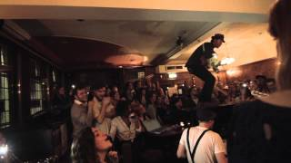 The Lumineers   Secret Show At London's The Sebright Arms