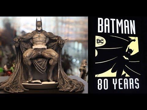 "First Look!  ""Batman's 80th Anniversary"" @ The ONE (Hong Kong)"
