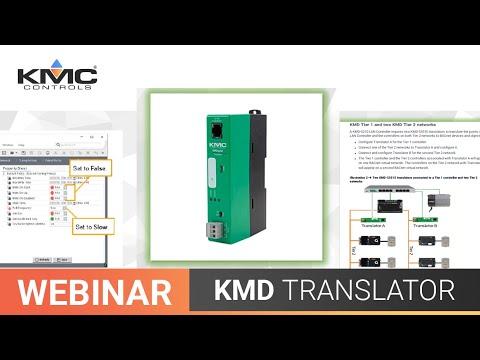 Webinar: KMD Translator | 09.20.19