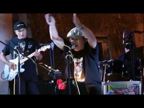 Fabrizio Poggi & Chicken Mambo live in Italy @ Macchia Blues Festival 2012 -