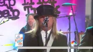 Cheap Trick - I Want You To Want Me (Live on NBC's Today Show 2016)