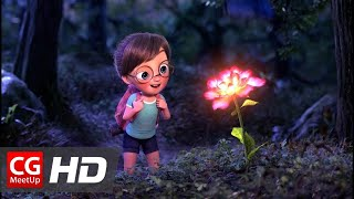 "CGI Animated Short Film HD: ""Flutterby Short Film"" by Ruchirek Yui Somrit"