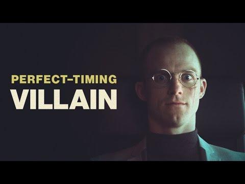Padouch s perfektním načasováním