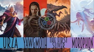 Urza vs Yawgmoth vs The First Sliver vs Morophon | The Trinisphere | MTG