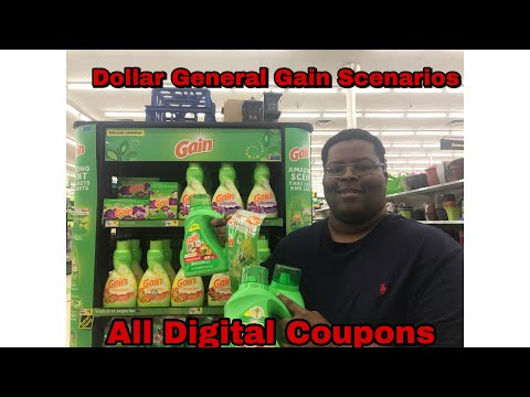 Dollar General Gain Scenarios For 6/16 - 6/22 - ALL Digital Coupons