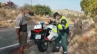 Esto es servir a España y a los españoles. Qué orgullo ¡ Viva la Guardia Civil ! 👏🏻🇪🇦