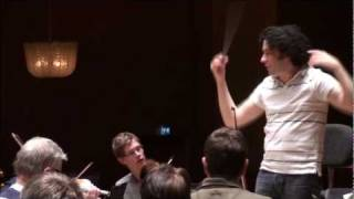 Dudamel on Mahler no. 9.