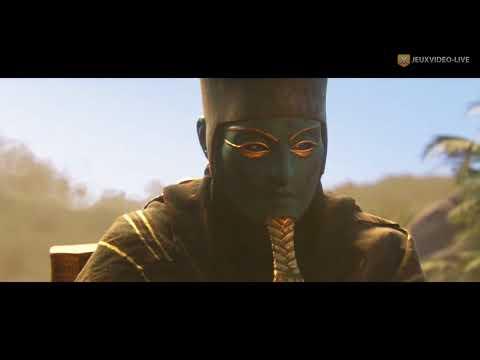 Impressions à chaud lors de la GC 2017 de Assassin's Creed : Origins