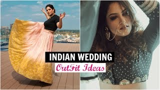 Indian Wedding OutFit Ideas | How To LOOK HOT! Ft. Pernias Pop-Up Shop