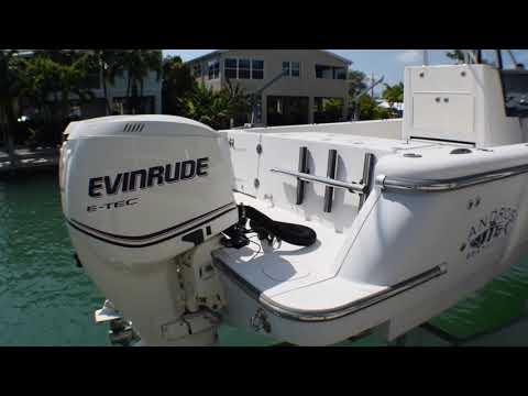 Andros 32 Offshore video