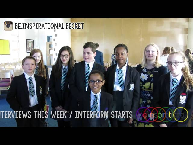 The Becket School TV