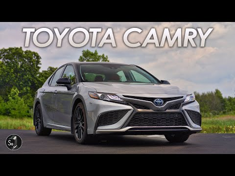Toyota Camry Hybrid | The Future is Set