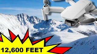 DJI Mini 2 VS FPV Drone Extreme Conditions