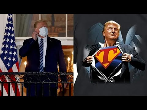 Trump Wanted To Wear Superman Shirt Leaving The Hospital