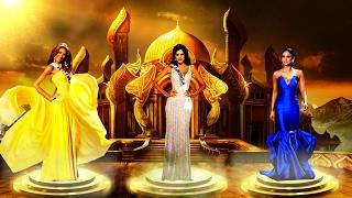 Top 3 Queen The best of Miss Universe