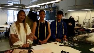 Modeschule: Die Nadel im Kunsthaufen