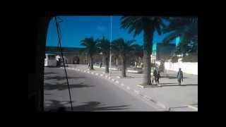 preview picture of video 'Busfahrt nach Kairouan Ausflug vom Hotel AZIZA Tunesien Urlaub 2013'