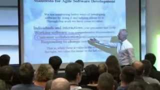 Keynote (Ericsson) - Scaling Agile with Large-Scale Scrum - Craig Larman