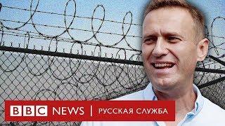 Дни Навального под арестом