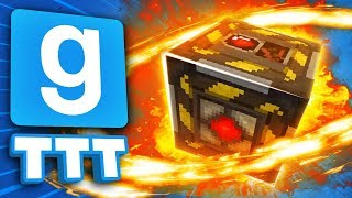 THE RED MATTER BOMB IS BACK! | Gmod TTT