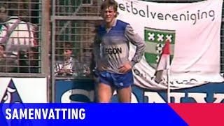 Samenvatting • Ajax - FC Groningen (21-04-1985)