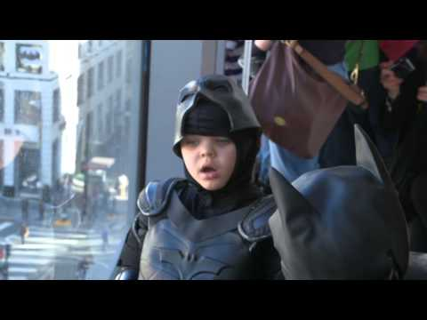 Official Batkid Short Film Might Be Better Than The Dark Knight Movies