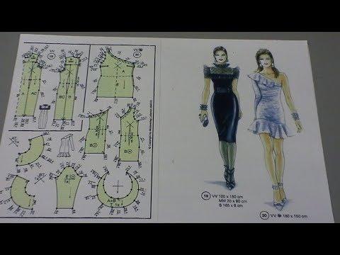 Kleid schneidern nach Lutterloh System Teil 1 - Lilo Siegel