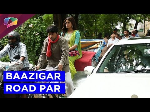 Life Ok's Baazigar stars are on the roads