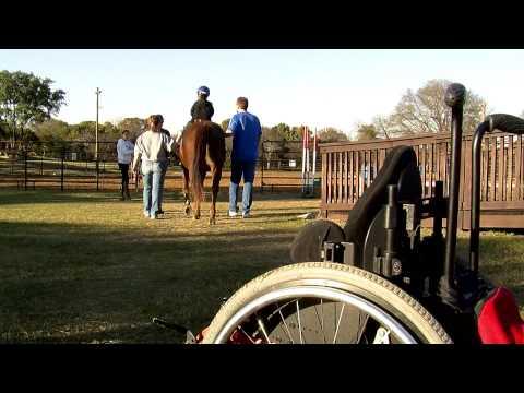ManeGait Therapeutic Horsemanship – Grant's Story