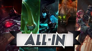 All-in | League of Legends Team Comp Montage
