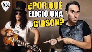 La Sorprendente Razón Por La Que SLASH Eligió La GIBSON Les Paul Como Su Guitarra