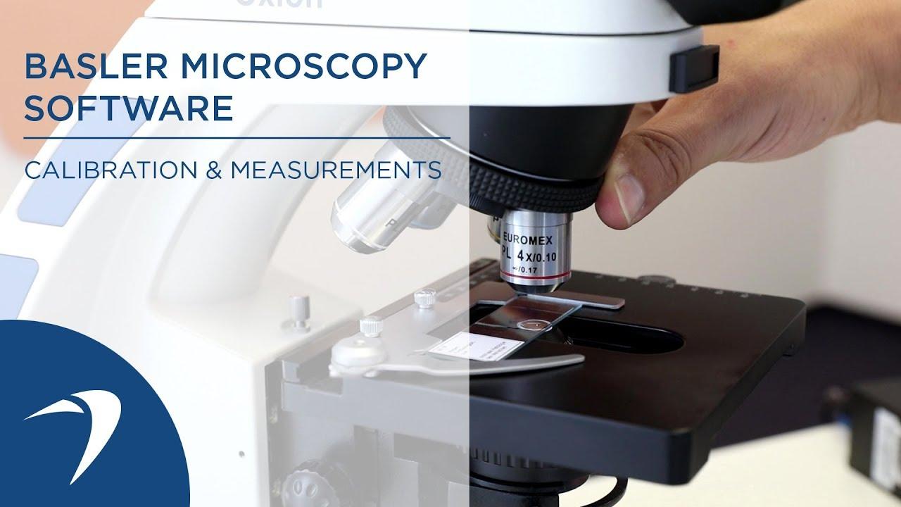 Basler mikroskopie software basler