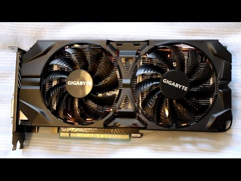 Gigabyte G1 Gaming R9 390 Unboxing & Overview